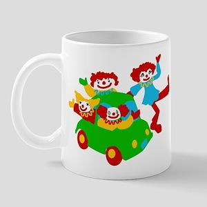 Clown Car Mug