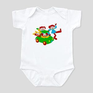 Clown Car Infant Bodysuit