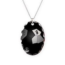 8-Ball Illusion Necklace