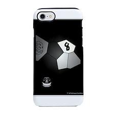 8-Ball Illusion iPhone 8/7 Tough Case