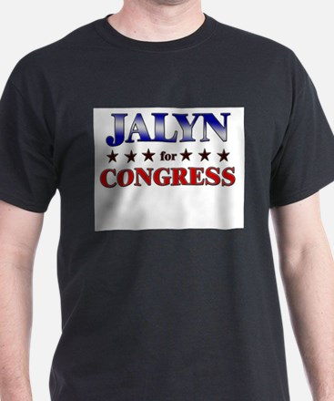 JALYN for congress T-Shirt