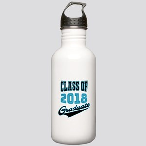 Class of 2018 Graduate Stainless Water Bottle 1.0L
