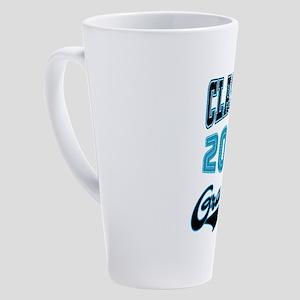 Class of 2018 Graduate 17 oz Latte Mug