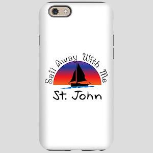 Sail Away with me St. John iPhone 6/6s Tough Case