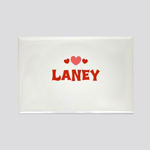 Laney Rectangle Magnet