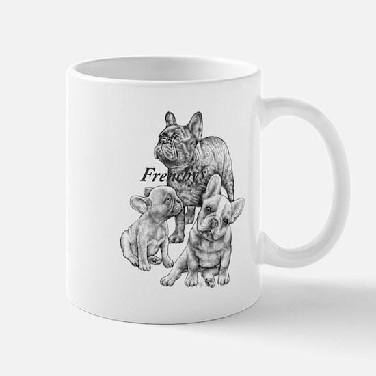 Frenchy's Mugs