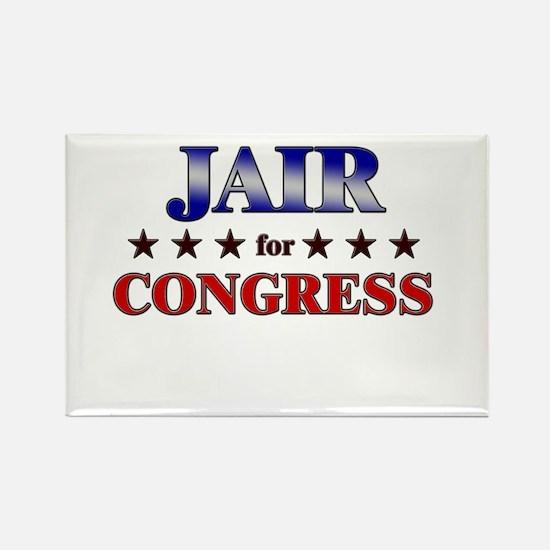 JAIR for congress Rectangle Magnet