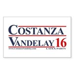 Get Your Costanza And Vandelay Color Sticker