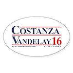 Costanza And Vandelay Color Sticker