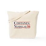 Costanza And Vandelay Color Tote Bag