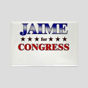 JAIME for congress Rectangle Magnet