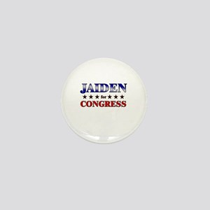 JAIDEN for congress Mini Button