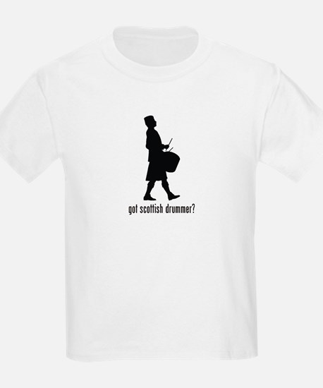 Scottish Drummer T-Shirt