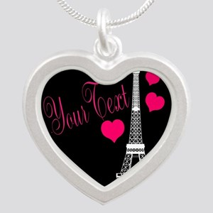 Paris France Eiffel Tower Necklaces