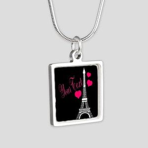 Paris France Eiffel Tower Necklaces
