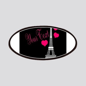 Paris France Eiffel Tower Patch