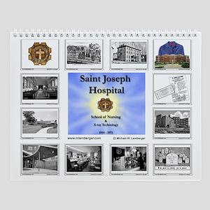 St. Joseph Hospital Wall Calendar