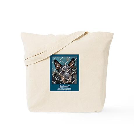 Got Home? Tote Bag