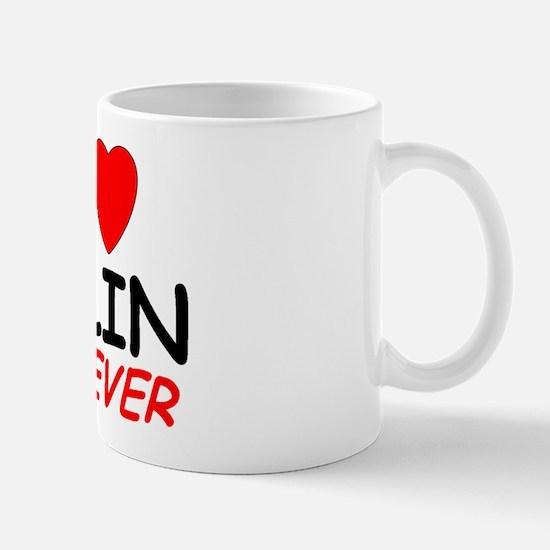 I Love Aylin Forever - Mug