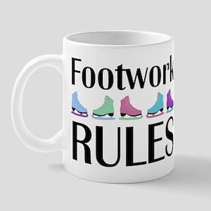 Footwork Rules Multi Mug