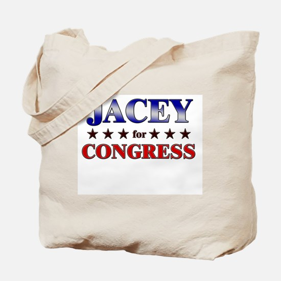 JACEY for congress Tote Bag