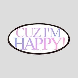 Cuz I'm Happy Patch