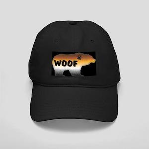 PRIDE BEAR/WOOF/BLK Black Cap