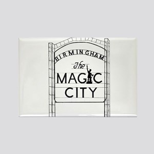 Magic City Logo s Magnets