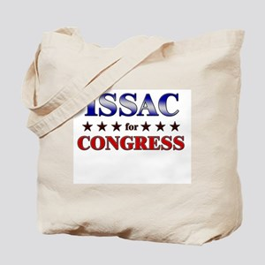 ISSAC for congress Tote Bag