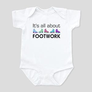 About Footwork Multi Skates Infant Bodysuit