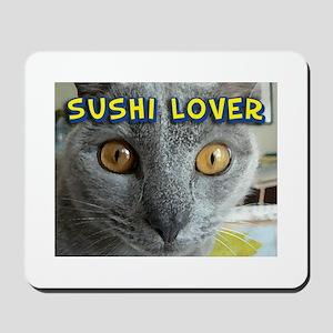 Sushi Lover Mousepad