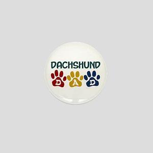 Dachshund Dad 1 Mini Button