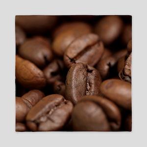 Coffee Beans Queen Duvet
