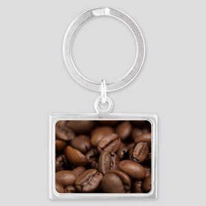 Coffee Beans Keychains