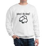 Where's the Sheep Sweatshirt