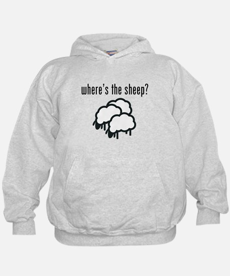 Where's the Sheep Hoodie