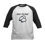 Where's the Sheep Kids Baseball Jersey