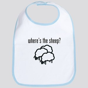 Where's the Sheep Bib
