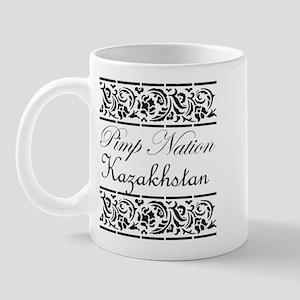 Pimp nation Kazakhstan Mug