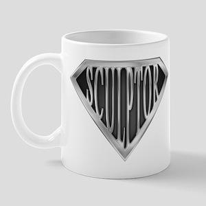 SuperSculptor(metal) Mug