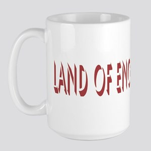 New Mexico The Land of Enchan Large Mug