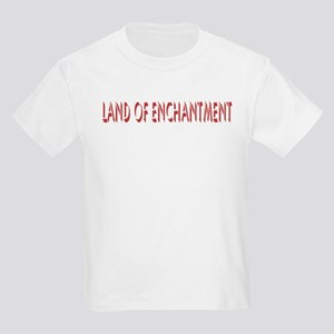 New Mexico The Land of Enchan Kids T-Shirt