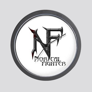 NorCal Fighter Wall Clock