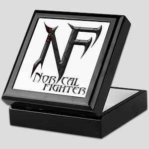 NorCal Fighter Keepsake Box