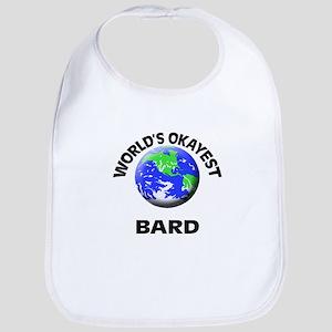 World's Okayest Bard Bib