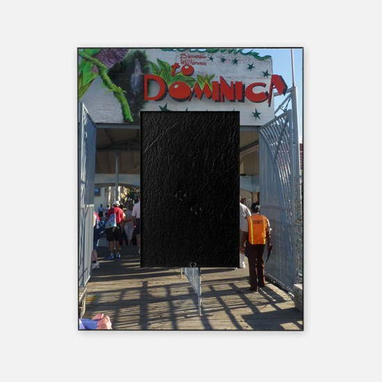Dominica Picture Frame