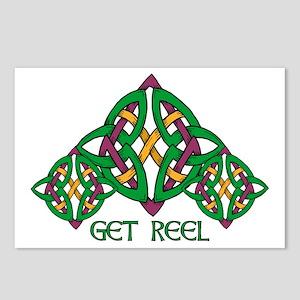 Get Reel Postcards (Package of 8)
