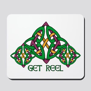 Get Reel Mousepad