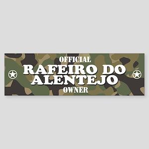 RAFEIRO DO ALENTEJO Bumper Sticker