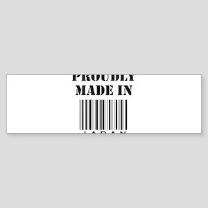 Made in Japan Bumper Sticker